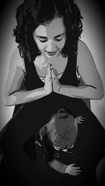 Yoga amb nadons
