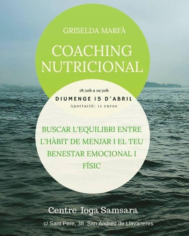 Coach nutricuional