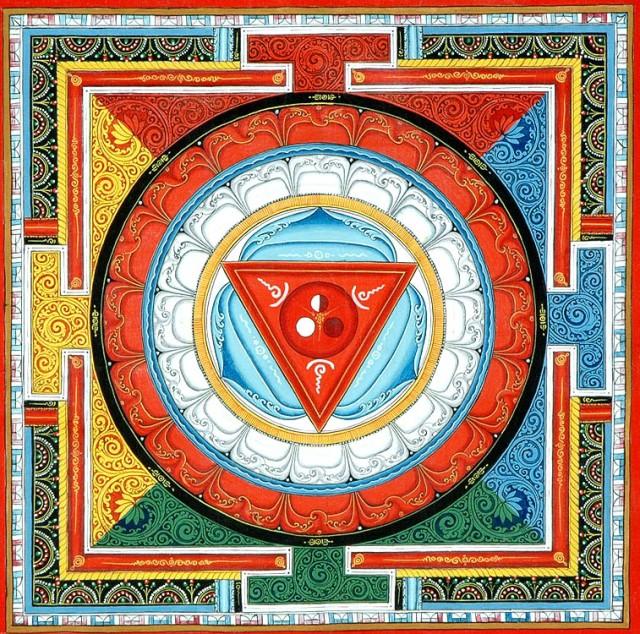 Yoni-Yantra-Mandala